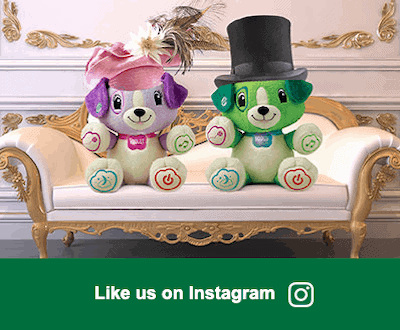 LeapFrog SG-Like us on Instagram
