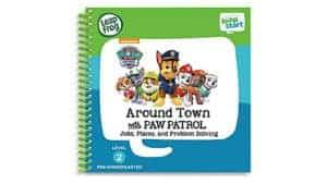LeapFrog SG-LeapStart Paw Patrol Town Book