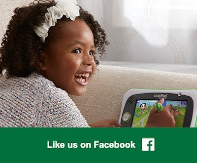 LeapFrog SG-Like us on Facebook