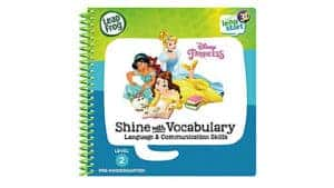 LeapFrog SG-LeapStart Disney Princess Shine with Vocabulary 1