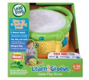 LeapFrog SG-Learn and Groove Colour Play Drum 1