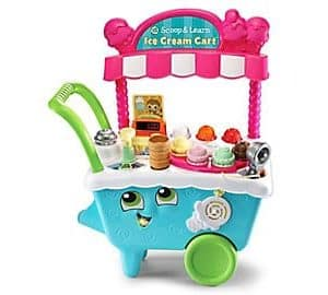 LeapFrog SG-Scoop and Learn Ice Cream Cart 1