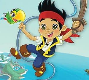 LeapFrog SG-Jake and the neverland pirates 1